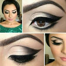 beautiful bridal eye makeup fashion style and accessories