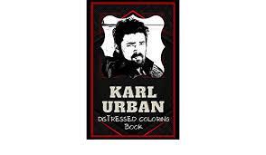 Karl Urban Distressed Coloring Book: Artistic Adult Coloring Book: Hopkins,  Ava: 9798568604709: Amazon.com: Books