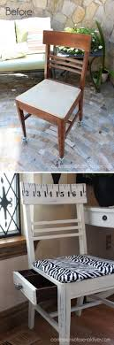 diy furniture makeover. $5 Yard Sale Turned Sewing Chair With A Secret Compartment Diy Furniture Makeover