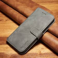 ming retro style wallet leather stand case for iphone 8 plus 7 plus