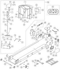 fisher poly caster 2 drive parts