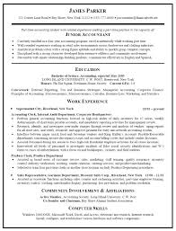 Tax Accountant Resume Objective Examples Example Of Accounting Resume Best Resume and CV Inspiration 44