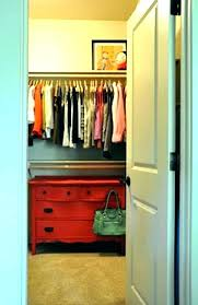 built in dresser in closet dressers dresser in a closet for with pleasant design ideas small built in dresser in closet