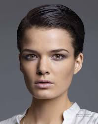 Slicked Back Hair Style short hair slicked back and styled with pomade or gel 1745 by stevesalt.us