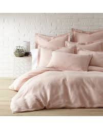 After Christmas Shopping Sales on Levtex Home Washed Linen Queen ... & Levtex Home Washed Linen Queen Duvet Cover In Blush Adamdwight.com