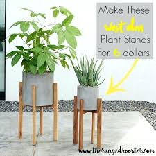modern plant stand west elm inspired plant stands modern planters outdoor planters outdoor plant stands modern
