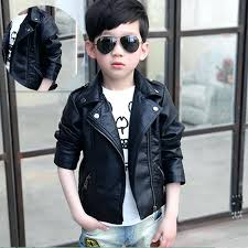 boys leather coat a toddler boy boys leather coat