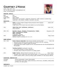 Exquisite Free English Tutor Resume Example Sample Job Resume Job