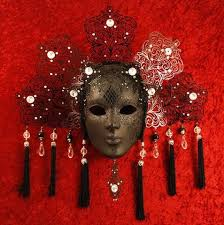 Decorative Masquerade Masks Decorative Masquerade Masks VIVO Masks 80