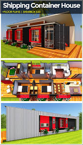 House Designs Using Shipping Containers Thisis A 4 Bedroom Shipping Container House Designed Using