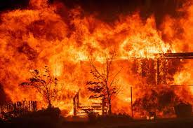 More than 1,000 homes torched as California wildfires reach 'uncharted  territory'