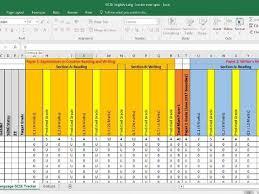 Excel Grade Tracker Zoro Braggs Co