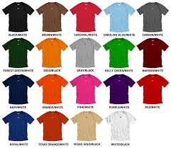 Under Armour Color Chart Under Armour Locker Loose Fit Senior Short Sleeve Tee Shirt