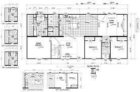 the hancock model has 3 beds and 2 baths this 1600 square foot double wide home is available for delivery in florida alabama georgia