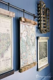 diy wall decor with maps map wall art ideas world on beautiful world map decor ideas
