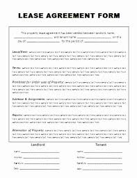 One Page Lease Agreement One Page Lease Agreement Template Wilkesworks
