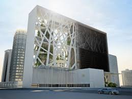 The Frame Hotel Villamoda Galleries Design by IAD (International  Architecture Development)