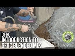 intro to buddy rhodes gfrc concrete countertop mix