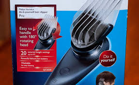 norelco qc5530 do it yourself hair clipper 1497 ftm