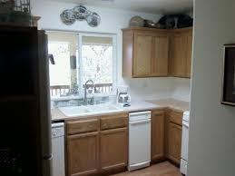 kitchen bath remodel redwood deck extension and sliding glass door installation