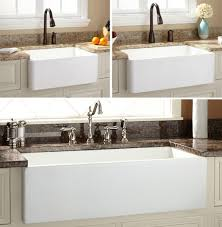 while ping for your new farmhouse sink you will notice that there are quite a few options in terms of size a farmhouse sink can be purchased in a