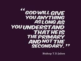SPIRITUAL QUOTES FROM BISHOP TD JAKES TD JAKES QUOTES New Td Jakes Quotes On Life
