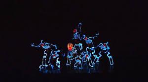 Tron Dance Lights