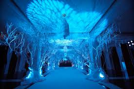 Winter Ball Decorations Mesmerizing 32 WinterTheme Party Ideas Decor Entertainment Catering And More