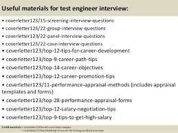 Uat Test Engineer Cover Letter - Sarahepps.com -