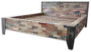 industrial style bedroom furniture. kkfo09 industrial style bedroom furniture