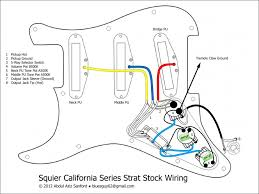 squier california series strat stock wiring diagram strat wiring Standard Strat 5 Way Switch Wiring Diagram squier california series strat stock wiring diagram strat wiring diagrams here's the wiring diagram the pickup leads are shielded stratocaster 5 way switch wiring diagram