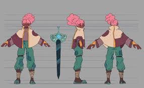 Astronaut Character Design Character Design Lost Astronaut