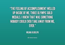 Accomplishment Quotes Simple Quotes About Accomplishment 48 Quotes