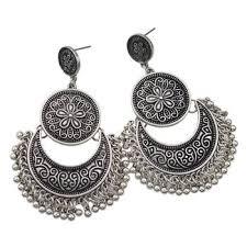 indian jewelry chandelier earrings