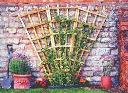 how to make a garden trellis