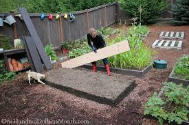 Small Picture How To Build A Box Garden Vegetable The Inspirations Design Decorating