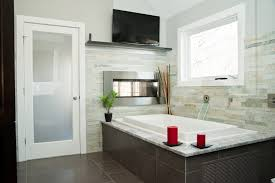 smoked glass doors in remodeling