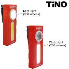 Nebo Tino Work Light Nebo Tino Flashlight Work Light 300 Lumen Led With Magnetic