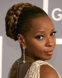 Black Braided Bun Hairstyles 25 Updo Hairstyles For Black Women