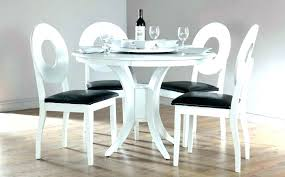dining room glass tables white marble round table fancy and chairs uk se