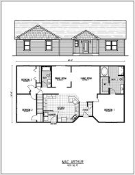 Open Floor Ranch House Plans  LuxamccorgHouse Plans Ranch