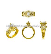 fashion jewellery 3d cad design model ring