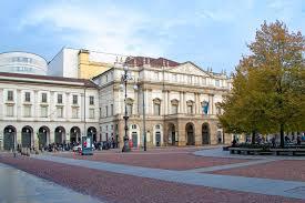 Teatro Alla Scala Seating Chart Music Trip Milan 3 Days M24o Teatro Alla Scala