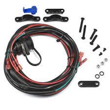 warn 89586 remote control socket & wire harness, free shipping Wire Harness Assembly warn 89586 remote control socket & wire harness for vantage 4000 atv winch