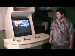 Mame Arcade Machine (4 person) OHIO - YouTube