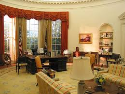 recapturing oval office. Replica Of Gerald Ford\u0027s Office In 1976 (Ford Library) During  Presidency Which Started 1974 He Opted For A Pale Gold Rug With Blue Recapturing Oval Office
