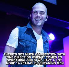 Top 5 Funniest Quotes From The Wanted on The Wanted Life | E! Online via Relatably.com