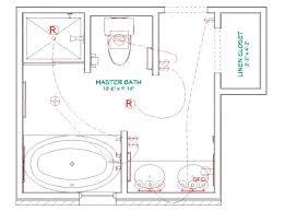 bathroom floor plans walk in shower bathroom floor plans walk in shower pictures master bathroom floor