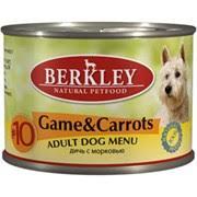 <b>Berkley</b> (Беркли): <b>корма</b> для кошек и собак