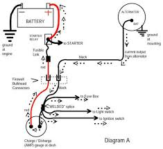 sbc alternator wiring diagram sbc image wiring diagram for one wire alternator wiring diagram for home wiring diagrams on sbc alternator wiring diagram